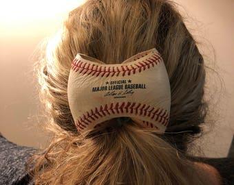 Major League Baseball Hair Bows