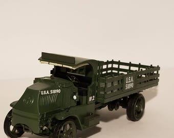 Army Mack Truck Bulldog