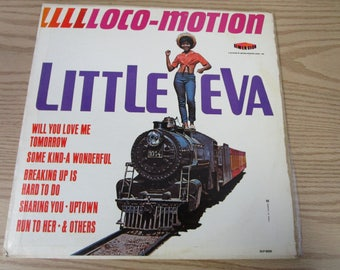 Little Eva / LLLLLoco-Motion / Vinyl LP / Dimention / DLP 5000