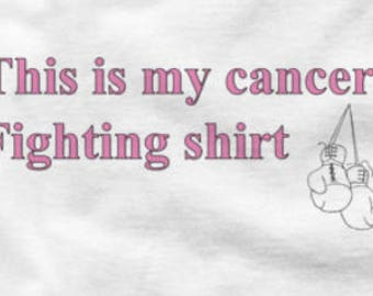 Fighting cancer- pink
