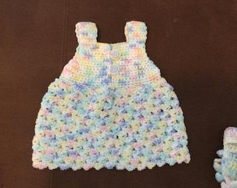 English baby girls dress
