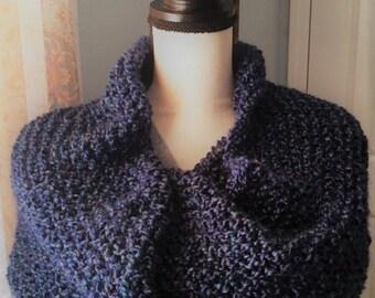 Claire's shawl, Outlander shawl, Shawlette cape, Claire's shawl wrap