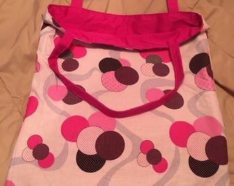 Handmade Reversible Bag