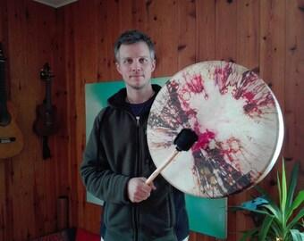 Goat drum - drum Goat