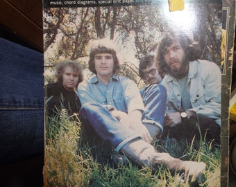 1969 songbook- creedence clearwater revival - 104 pages