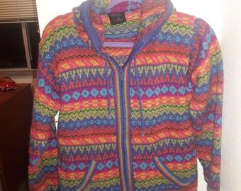 100% Alpaca Wool Jacket