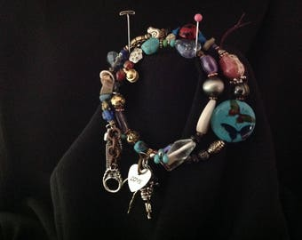 Charm Bracelet Delux   One On Earth