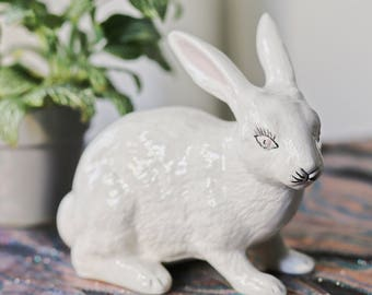Handmade Ceramic Bunny
