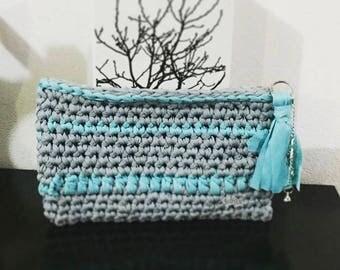 Clutch Handmade Crochet