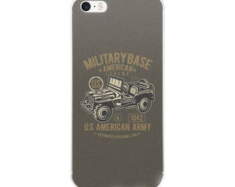 American Army iPhone Case