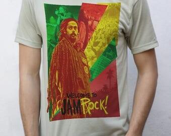 Damian Marley T shirt