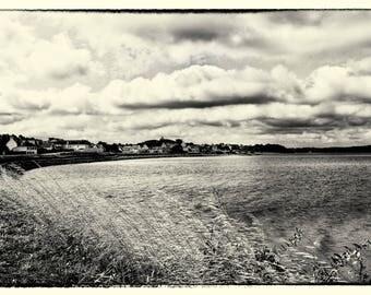 Melancholy stroll