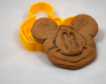 Cookie engraver Mickey Mouse