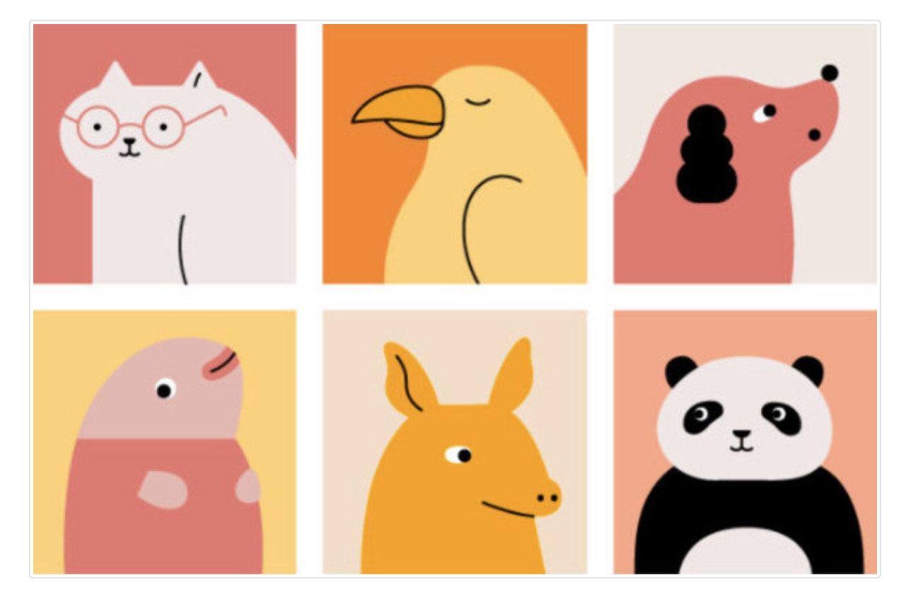 Etsy's new guest avatars