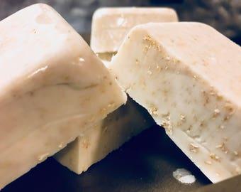 Oatmeal Honey Goats Milk Soap