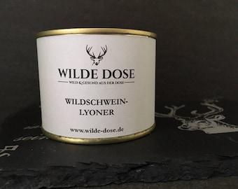 Wild Boar Lyoner