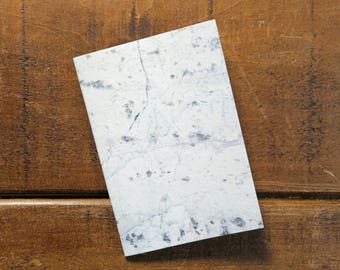 Chalk Eco Pocket Notebook, Recycled, Eco-friendly printing