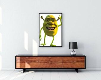 Monsters Shrek