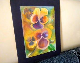 """The Blooming Dream"""" Original Oil Painting on Canvas"""