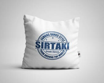 Pillow Sirtaki Dance