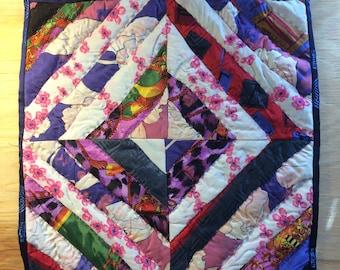 Silk Mini Quilt