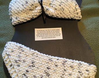 Wash Cloth (hand knit)