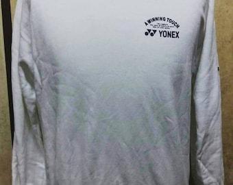 yonex sweatshirt