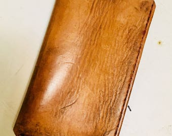 Reclaimed Leather iPhone 6 Case