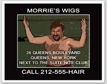 Morrie's Bumper Sticker
