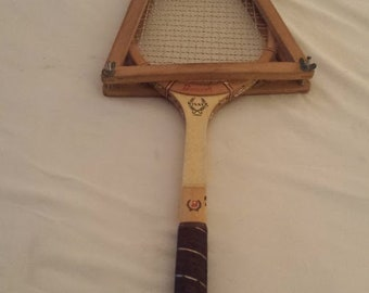 Vintage Rancroft Junior Winner Tennis Racket - See Photos