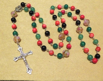 Colorful Rosary