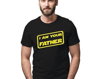 I am your Father men's black t-shirt.