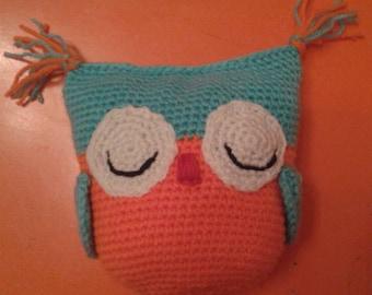 Cuddly Animal Owl