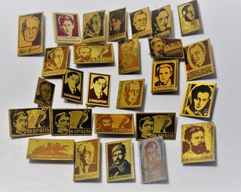 Icons of the USSR Vintage set