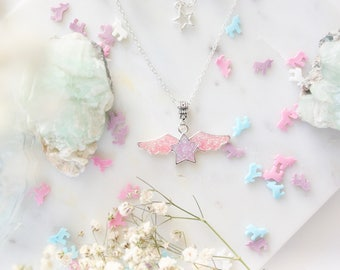 Flying Star Necklace