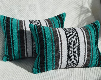 The Home Collection - Mexican Blanket Pillow