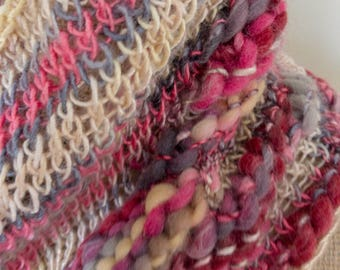 My funny Valentine Bamboo Cowl