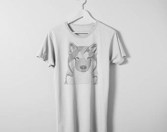 T-Shirt. Resonance. Dog