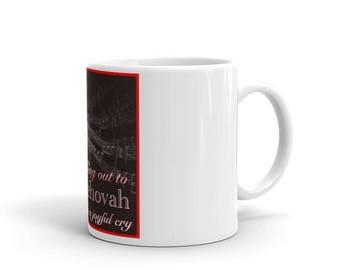 Sing to Jehovah Mug