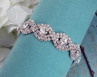 Shining Bracelet, Wedding jewelry