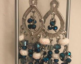 Handmade beautiful earrings