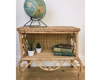 RARE: Extra piece of furniture - side table-shelf