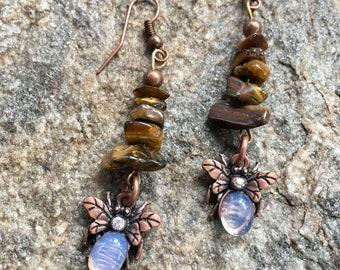 Zen Bug Earrings