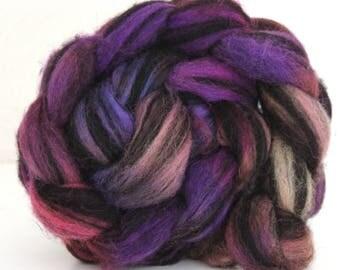 Jacob Humbug Kettle Dyed Wool Top JHT24  100g - 3.5oz