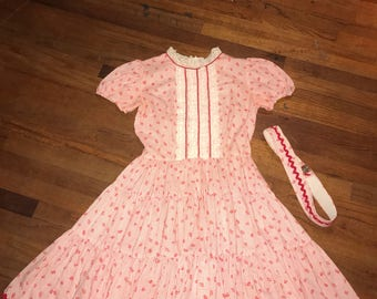 Vintage Americana Clogging dress by im.butterflycreations