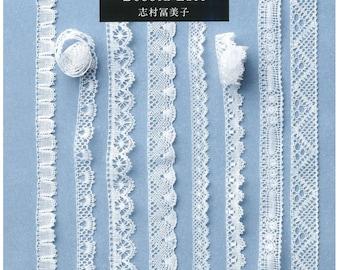 Basic Bobbin Lace - Japanese Craft Book
