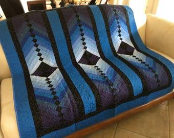 Patchwork Lap quilt