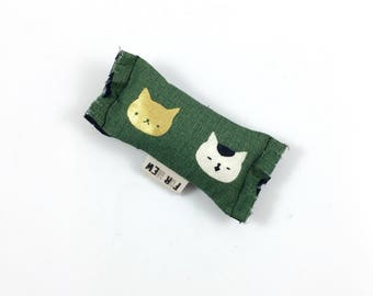 Neko Cats Green Bean Organic Eco Friendly Catnip Cat Toy For Mew