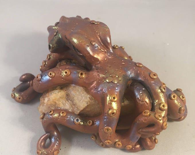 L'il Bob Octopus Sculpture