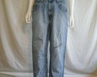 Closing Shop 40%off SALE 90s Levis Silver Tab  Waist W 32